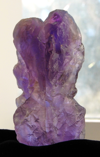 Natural Ametrine Crystal, Anahi Mine, Bolivia